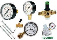 Редуктора давления воды, Термометры,манометры, КИПиА