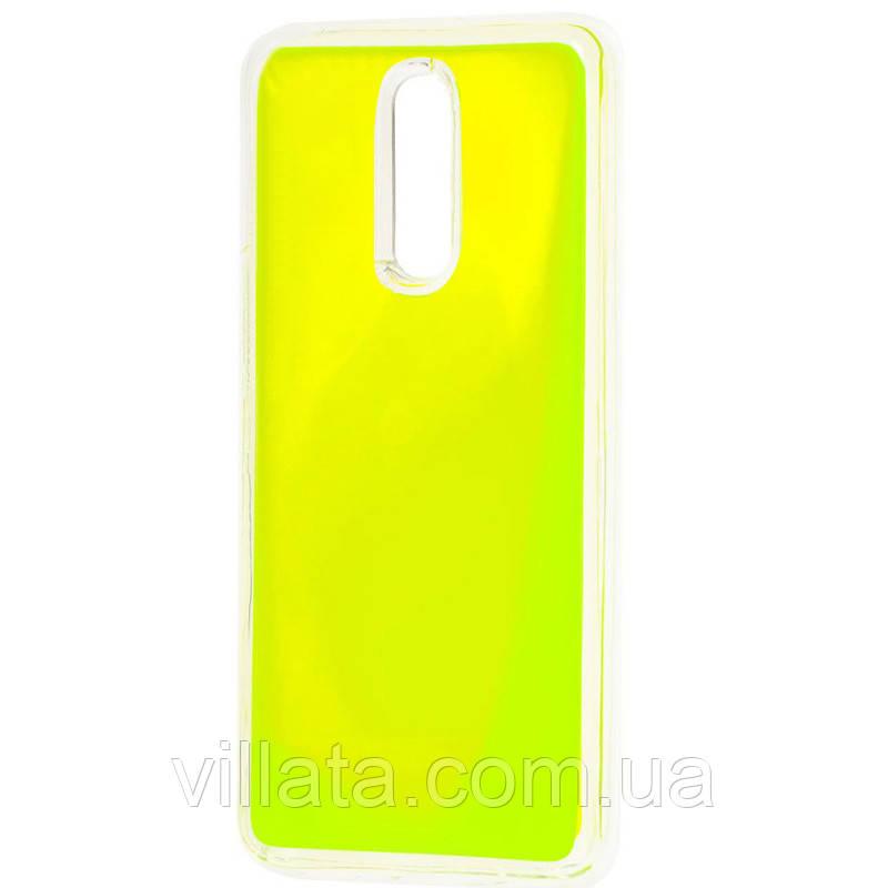Неоновий чохол Neon Sand glow in the dark для Xiaomi Redmi K20 / K20 Pro / Mi9T / Mi9T Pro
