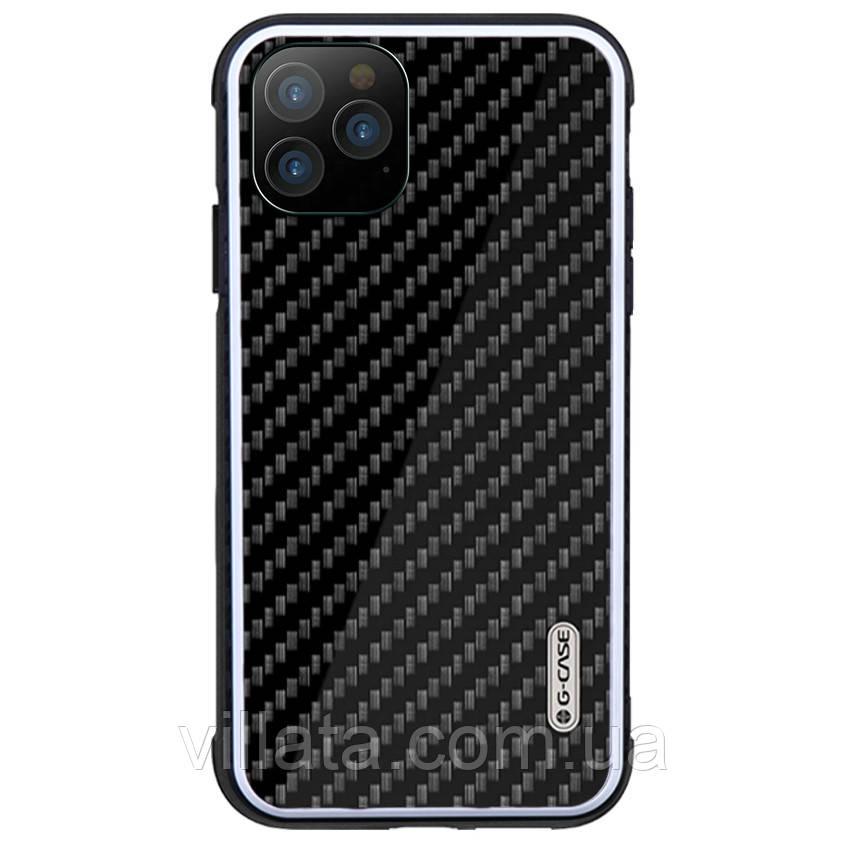 "Чохол-накладка G-Case Carbon Fiber Shield для Apple iPhone 11 Pro (5.8"")"