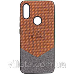 TPU чехол Baseus Сolor textile для Xiaomi Redmi 7
