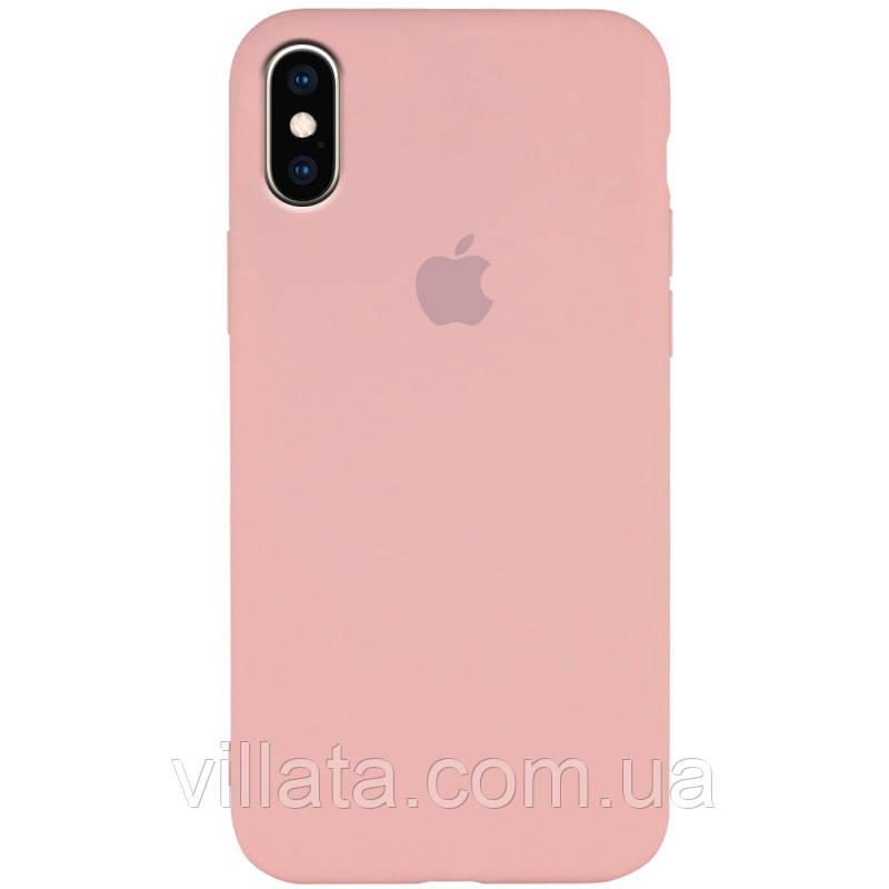 """Чехол Silicone Case Slim Full Protective для Apple iPhone XS Max (6.5"""")"""