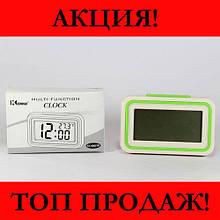 Говорящие Часы KK 9905 TR
