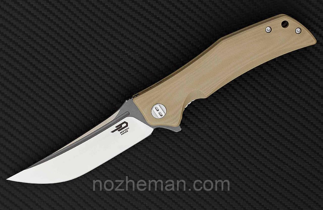 Складной нож Ятаган 2, джентльменский EDCшник, отличный подарок парню