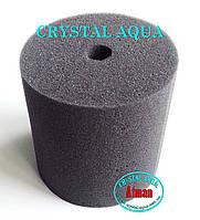 Фильтрующая губка 10x10x10 цилиндр №2