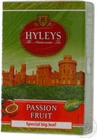 Чай зелёный Hyleys Плод Страсти 100г.