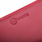 Жіночий шкіряний гаманець Betlewski з RFID 19,5 х 10 х 2,5 (BPD-SS-21) - червоний, фото 6