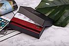 Шкіряний гаманець BETLEWSKI з RFID 17,5 х 9 х 4 (BPD-BF-12) - червоний, фото 6
