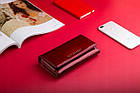 Жіночий шкіряний гаманець Betlewski з RFID 18 х 10 х 4 (BPD-BS-100) - червоний, фото 2
