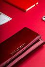 Жіночий шкіряний гаманець Betlewski з RFID 18 х 10 х 4 (BPD-BS-100) - червоний, фото 4
