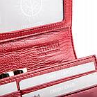 Жіночий шкіряний гаманець Betlewski з RFID 18 х 10 х 4 (BPD-BS-100) - червоний, фото 9