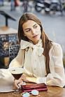 Жіночий шкіряний гаманець Betlewski з RFID 18 х 10 х 4 (BPD-BS-100) - червоний, фото 10