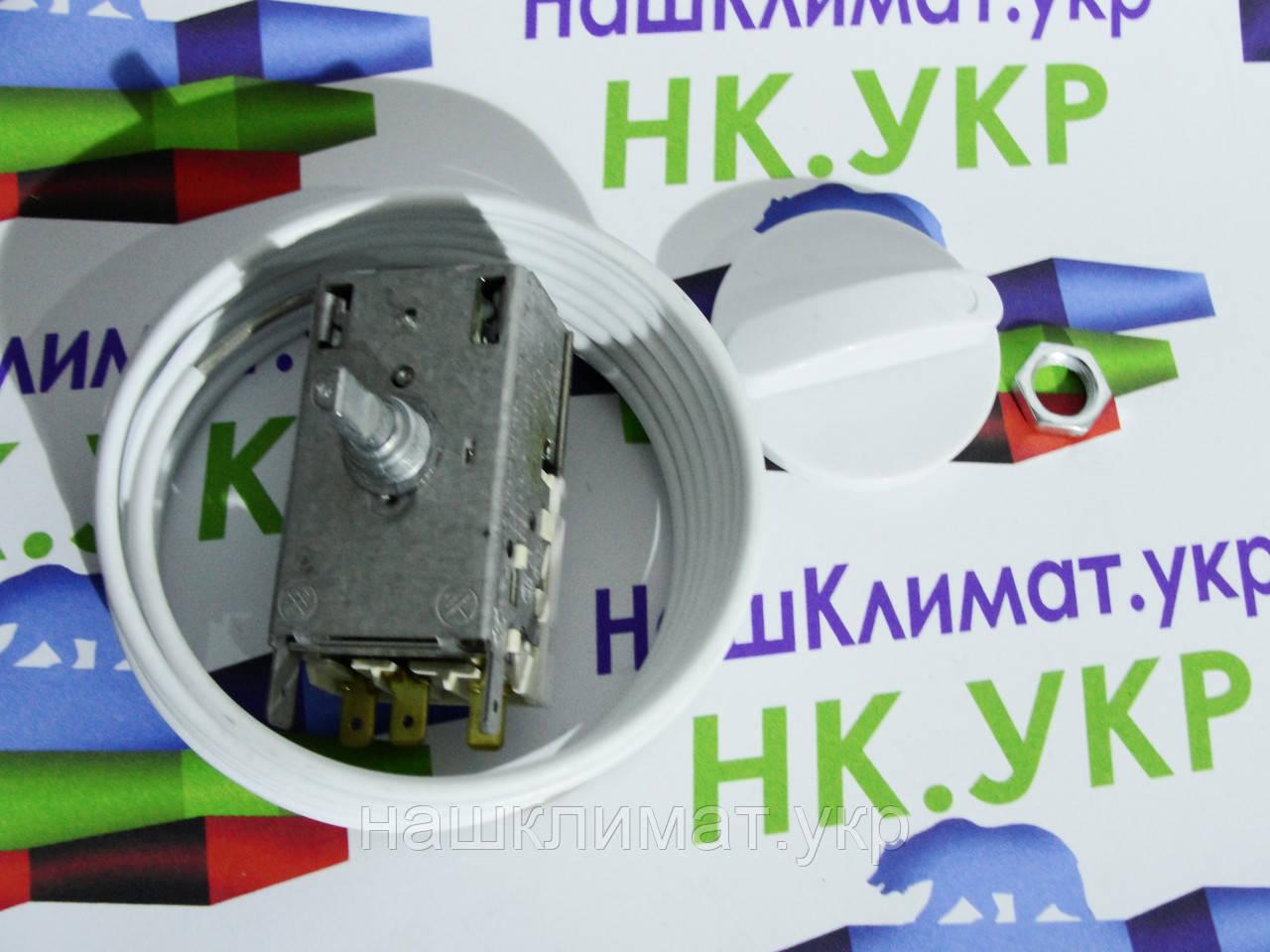 Терморегулятор (термостат) K 57 L 2829 для холодильника, длина 2.5м. (аналог Там 145 ) Stinol Indezit zanussi, фото 1