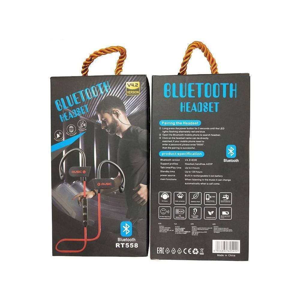 Наушники вакуумные с микрофоном MDR RT 558 BT