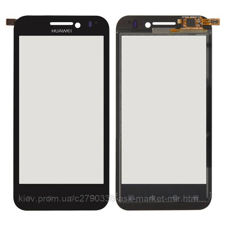 Сенсор для Huawei Honor U8860 Original Black