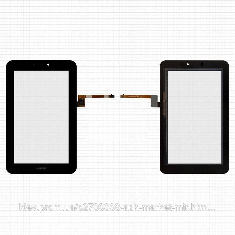Сенсор для Huawei MediaPad 7 Youth2 S7-721u Original Black 9 pin #HMCF-070-1167-V5