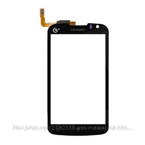 Сенсор для Huawei U8828 Original Black, фото 2