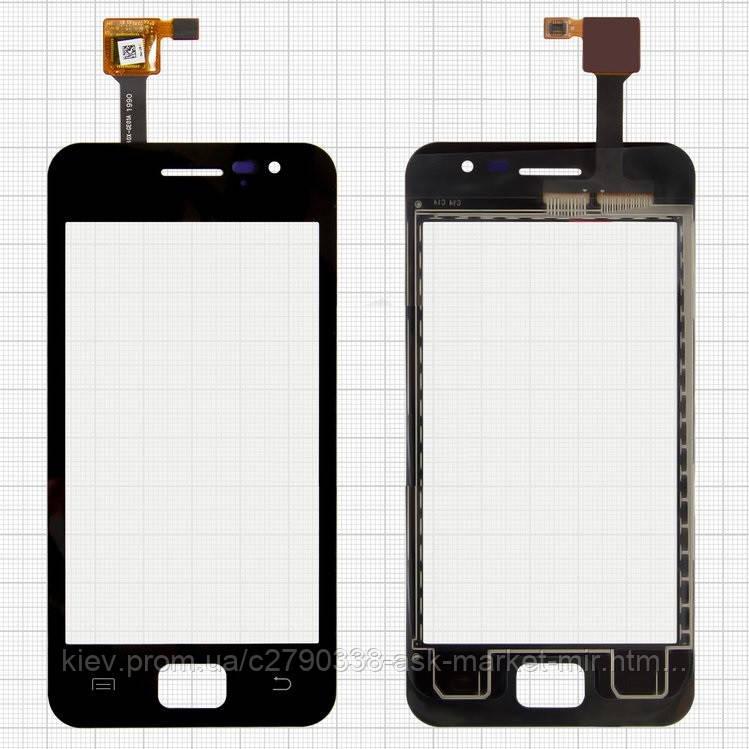 Сенсор для Jiayu G2 Original Black