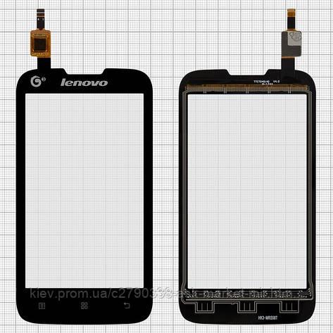 Сенсор для Lenovo A300T Original Black, фото 2