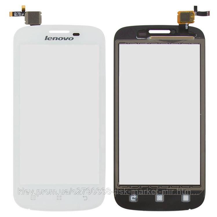 Сенсор для Lenovo A706T, A760 Original White