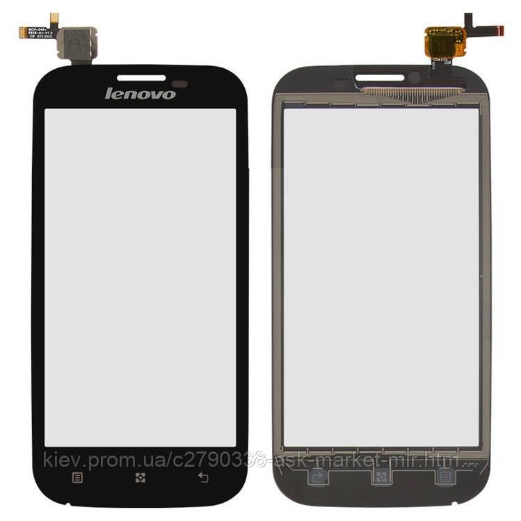 Сенсор для Lenovo A706T, A760 Original Black