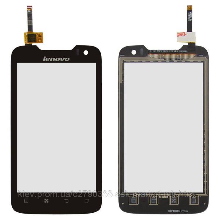 Сенсор для Lenovo A789 Original Black