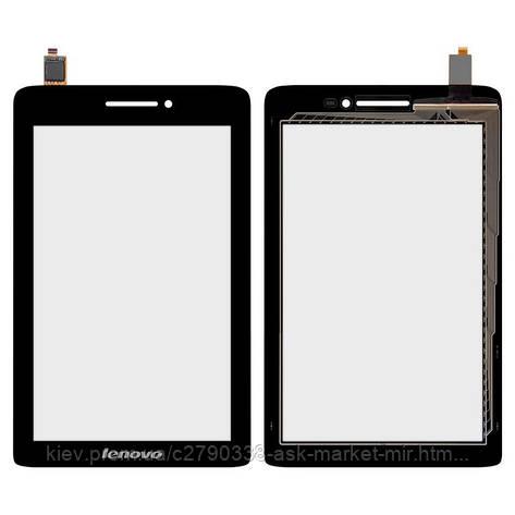 Сенсор для Lenovo IdeaTab S5000 Original Black #MCF-070-1067-V2, фото 2