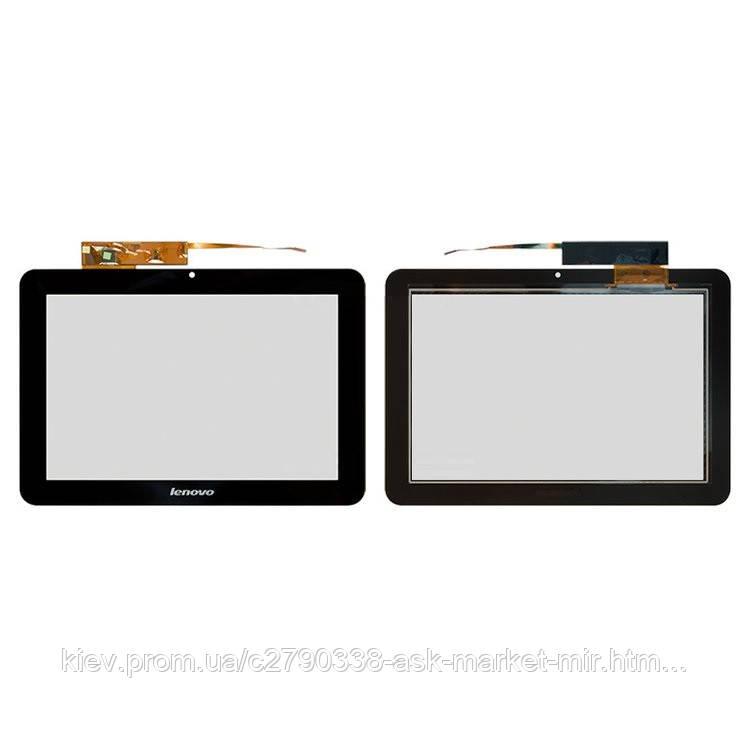 Сенсор для Lenovo LePad S2007 Original Black #TPC10C34 v0.5
