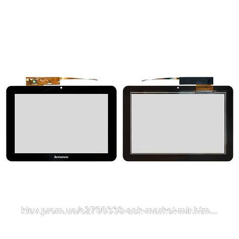 Сенсор для Lenovo LePad S2007 Original Black #TPC10C34 v0.5, фото 2