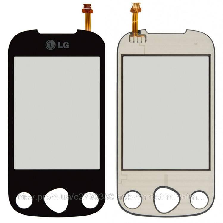 Сенсор для LG C330 Linkz Original Black