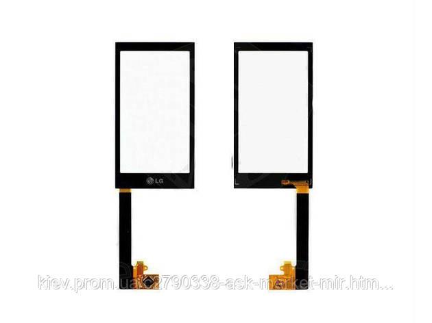 Сенсор для LG GD880 Original Black, фото 2