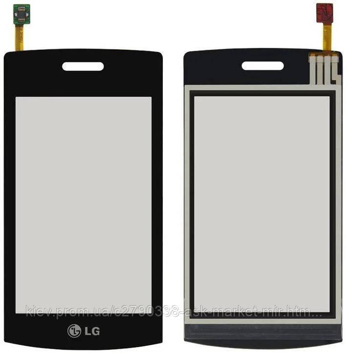 Сенсор для LG GT505 Original Black