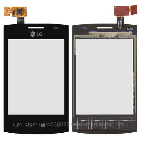 Сенсор для LG Optimus L1 II E410 Original Black, фото 2