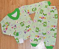 Пижама под бейку р.26 (69-72 см)