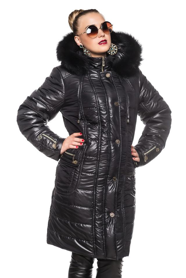 a0a49f19 Зимние пальто-куртки больших размеров, цена 1 327 грн., купить в ...