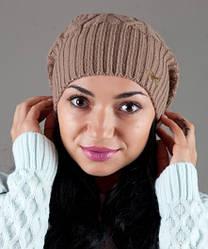 Женская вязанная шапка Atrics 7694