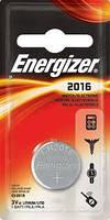 Батарейка Energizer CR2016 (1 шт.)