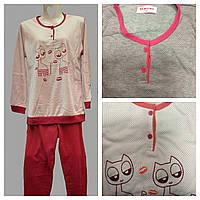 Пижамы красивые байковые, фото 1
