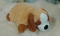 Мягкая игрушка - подушка собака