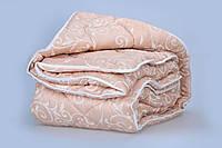"""Одеяло из новозеландской овечьей шерсти """"Сон"""" кремовое (зима) 140*205см, фото 1"""