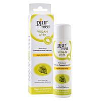 Pjur MED Vegan Glide 100 ml - органический лубрикант на водной основе