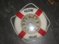 Часы настенные «Спасательный круг»