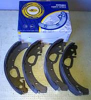 Колодки тормозные задние ВАЗ1118 и 2170 Начало