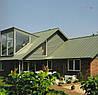 Vmzinc PIGMENTO Green ®. Umicore France. Препатинированный титан-цинк, зеленый оттенок., фото 2