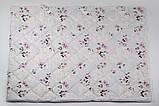"""Одеяло из новозеландской овечьей шерсти """"Букет"""" (зима) 200*220см, фото 4"""