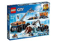 Lego City Арктическая экспедиция: Передвижная арктическая база 60195, фото 1