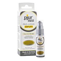 Pjur MED Prolong Serum 20 ml - сыворотка-пролонгатор для чувствительной кожи