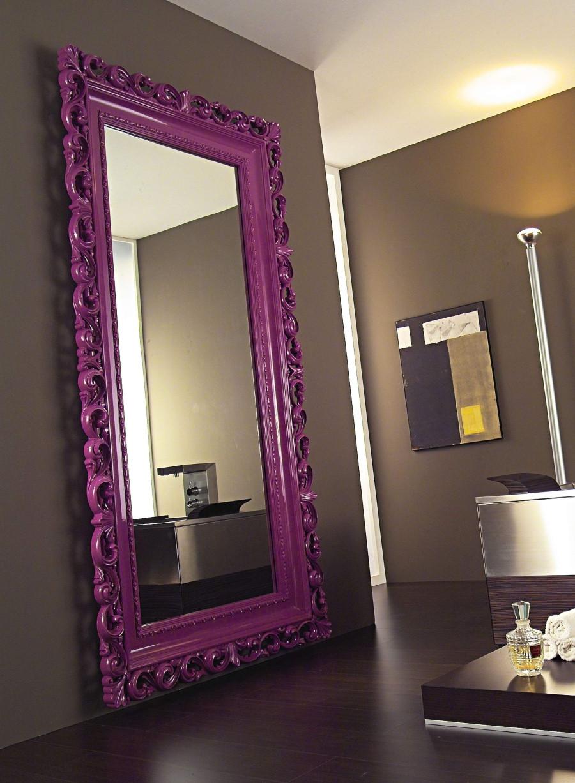 Напольное зеркало в деревянной раме №18 - ООО «Альтвин групп» в Киеве