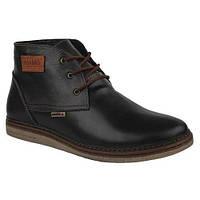 Распродажа по оптовым ценам!!Мужские зимние кожанные ботинки KONORS(Конорс)