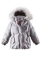 Куртка-пуховик Reima Arumina 511131-9100 размеры на рост 74, 80, 86, 92 см
