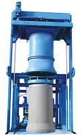 Оборудование для производства бетонных труб и колец